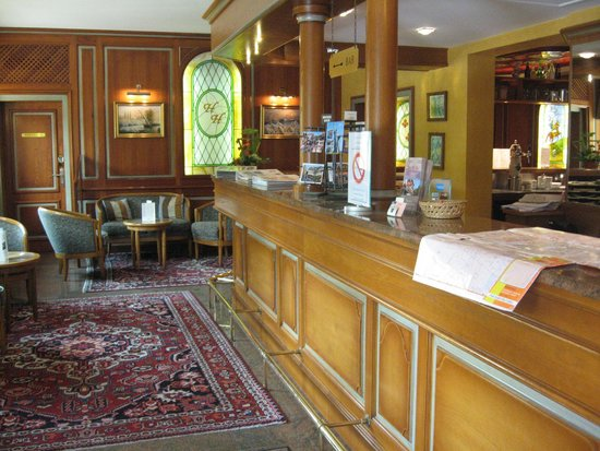Hotel Turenne : réception