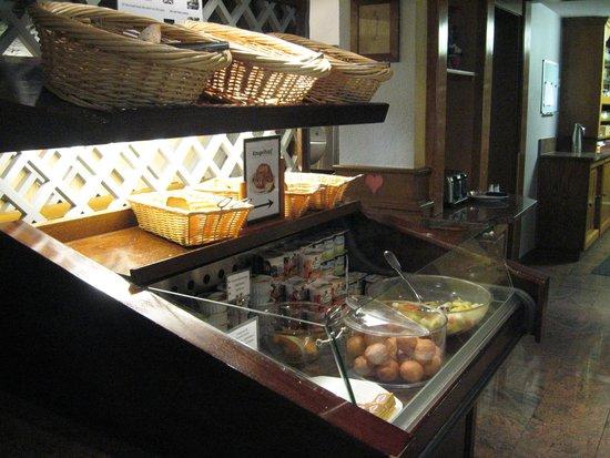Hotel Turenne : petit déjeuner