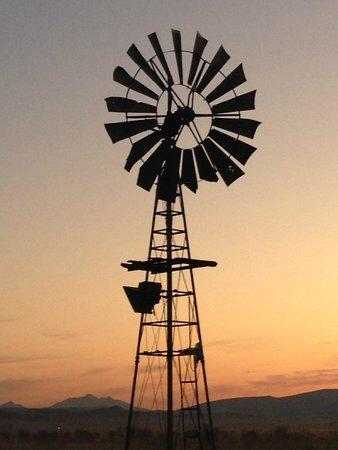 De Zeekoe Guest Farm : Sunset View