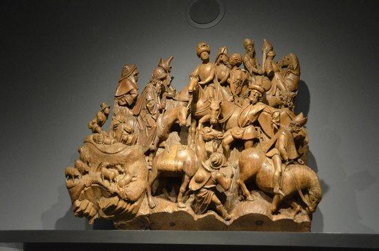 Exhibit at Rijksmuseum