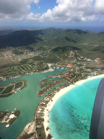 Tranquility Bay Antigua: Yes it really looks like this. Enjoy Antigua