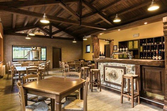 """Cantiano, Italy: Il Ristorante-Pub """"Birrificio del Catria"""""""