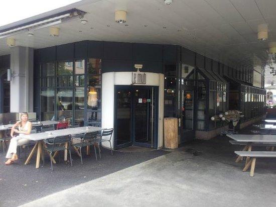 Swissotel Zurich: Entrance Restaurant
