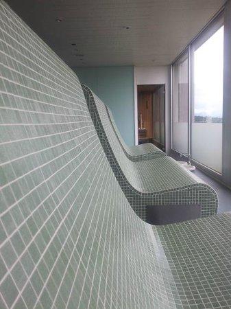 Swissotel Zürich: Sauna Spa