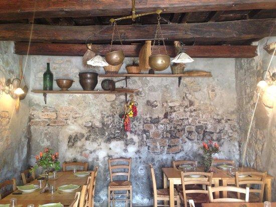 Anagni, Italien: L'osteria