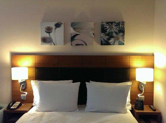 Hilton Garden Inn Frankfurt Airport: Queen Bed