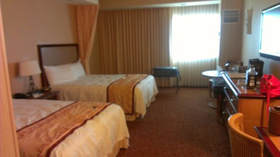 South Point Hotel, Casino and Spa : Inside room