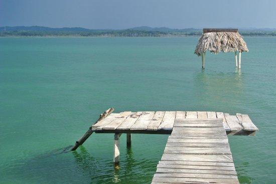 HOTEL MONAMI: Vue sur le lac