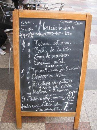 Restaurante los Oscos