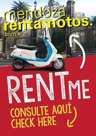 Mendoza Renta Motos