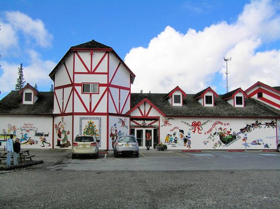 Santa Claus House North Pole Updated 2020 All You Need