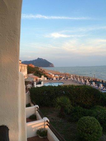 Le Dune Hotel: pool and beach
