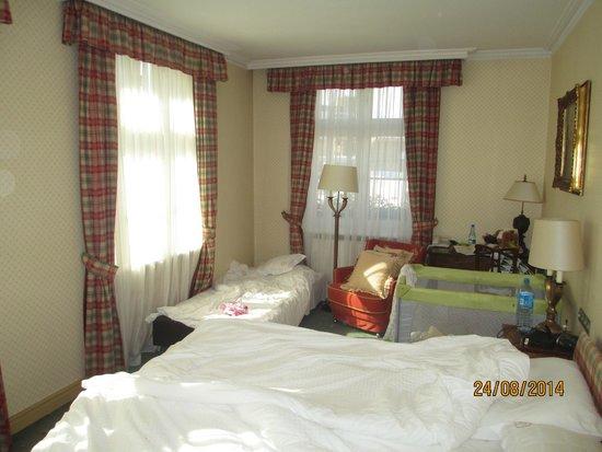 Podewils Hotel: Habitación 001