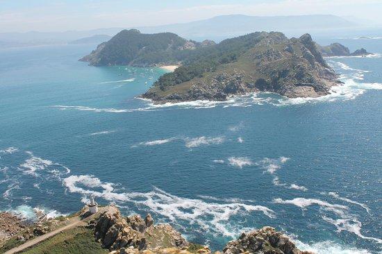 Playa de Rodas: Cíes