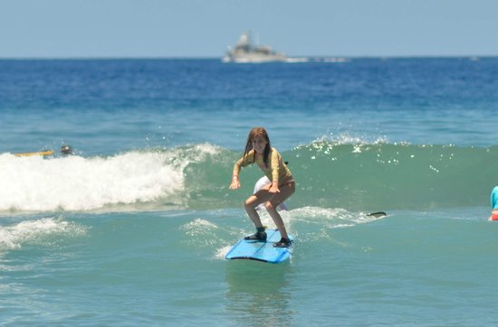 a4bfc094f7 a confidence builder for my pre-teen - Picture of Maui Surfer Girls ...
