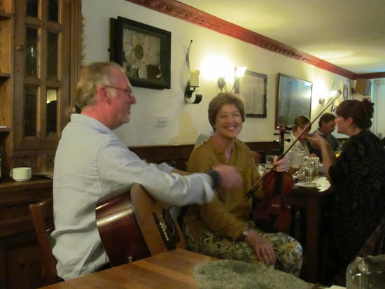 An Evening of Food, Folklore and Fairies: Traditional Irish Music!