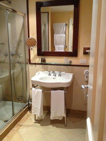 Grand Hotel Bristol Resort & Spa : bathroom