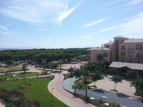 Barcelo Punta Umbria Beach Resort: VIstas