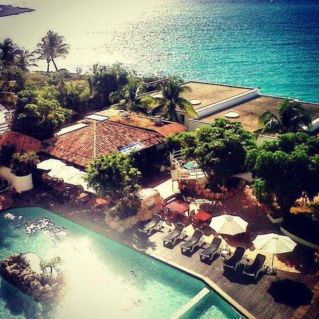Sapphire Beach Club Resort : Sapphire hotel !!
