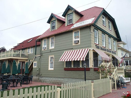 Island Guest House Bed and Breakfast Inn: The Island Guest House Bed & Breakfast Inn