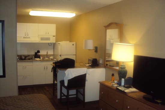 Extended Stay America - San Jose - Sunnyvale : Inside the room - 2