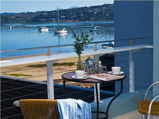 Thesen Islands' Lodges: TLO Balcony