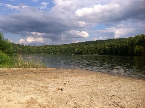 Ringwood, NJ: View from the lake--breathtaking!