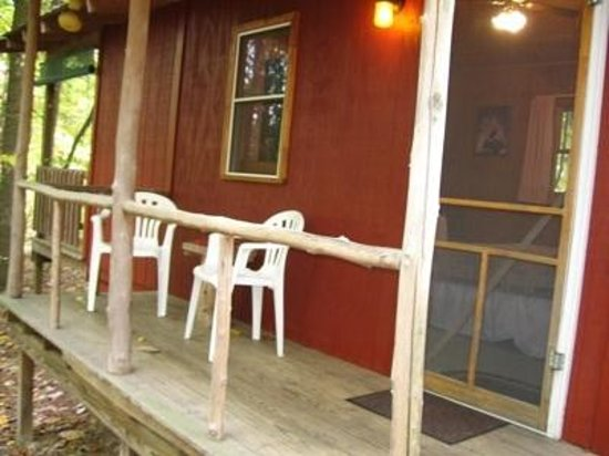 Thunder Ridge Cabins Bed And Breakfast Campground Reviews Ohio