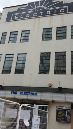 Electric Cinema Birmingham