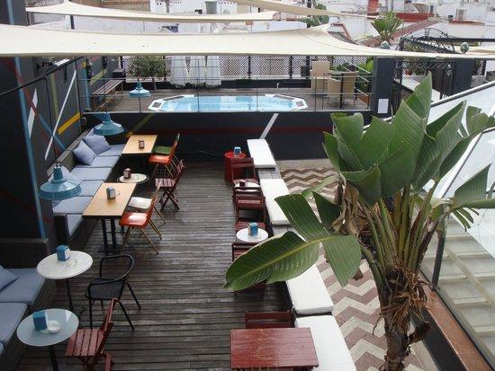 Casa Romana Hotel Boutique: Lounge de l'hôtel