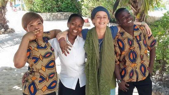 Casa Del Mar Hotel Jambiani : Wunderbare Menschen !