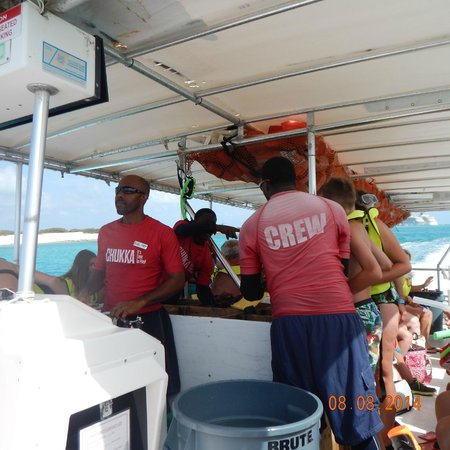 Oasis Divers: Crew