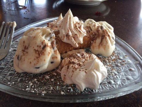 Forrey Grill: Dessert!!!
