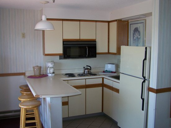 Sea Drift Motel : kitchenette unit