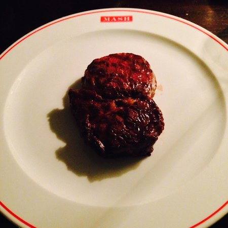 MASH Steakhouse: 300g Uruguay Sirloin