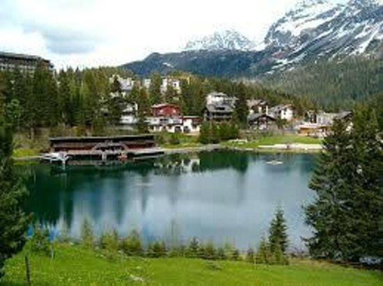 Arosa Ski Resort: Arosa im Sommer