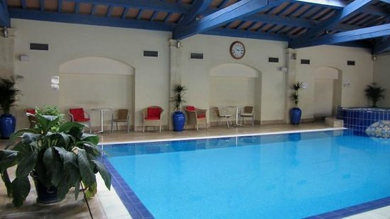 Villa Mazarin : Piscina