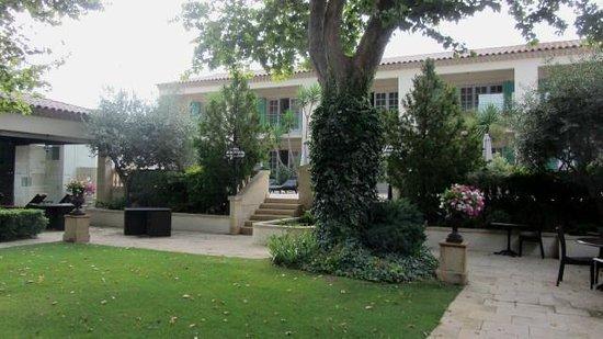 Villa Mazarin : Giardino