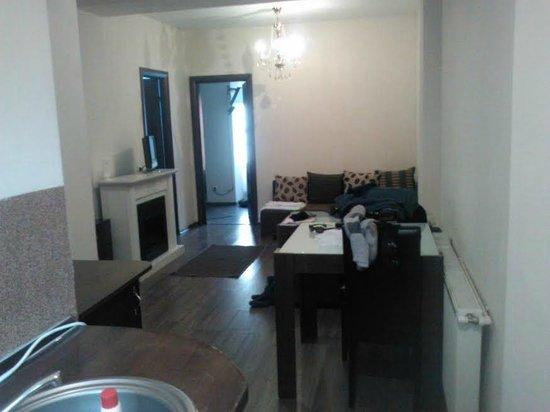 AVE Hotel Victoriei: Appartement n°4