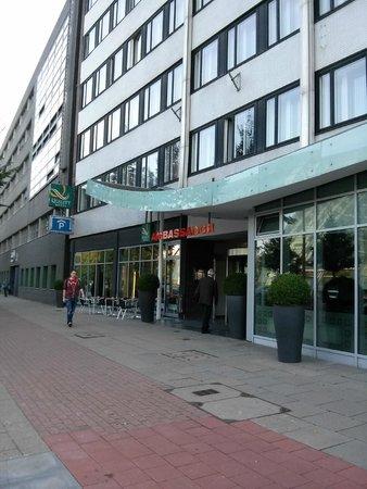 Quality Hotel Ambassador Hamburg Hambourg Allemagne