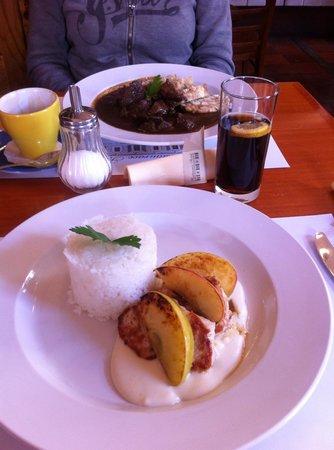 Restaurace Stoleti : Our food