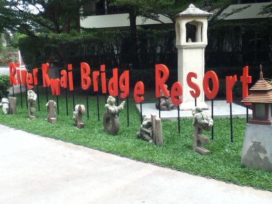 River Kwai Bridge Resort : Welcome!