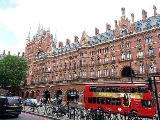 Central Hotel: Estação St Pancras