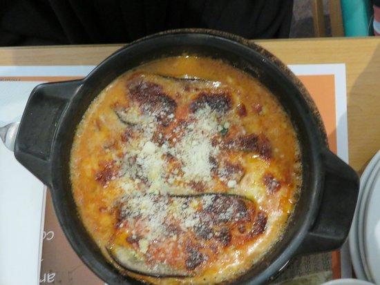 Ristorante Pizzeria Da Salvi: Good Food, but Expensive.