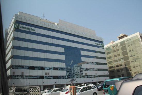 Holiday Inn Downtown Dubai : Вид отеля