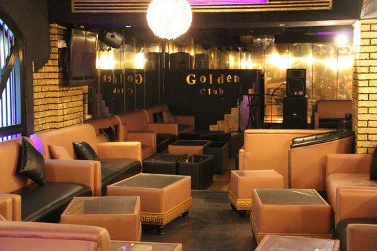 Holiday Inn Downtown Dubai : Голден клаб
