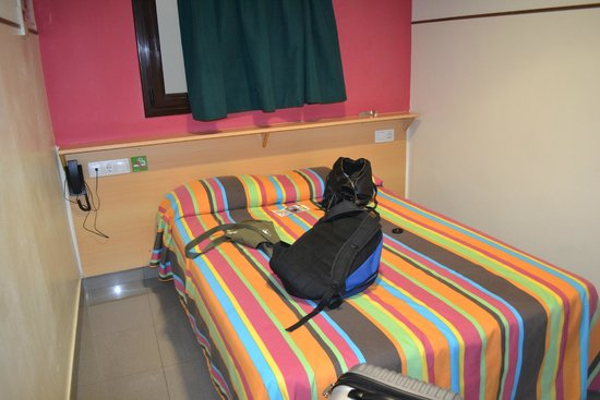 Hostal La Terrassa : Room
