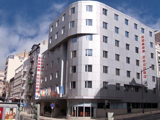Hotel 3K Madrid: Exterior