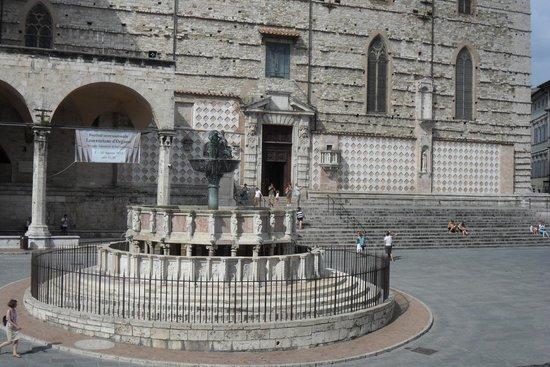 fontana maggiore (Perugia)
