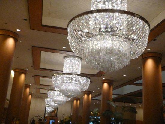 JW Marriott Washington, DC: Lobby Lights